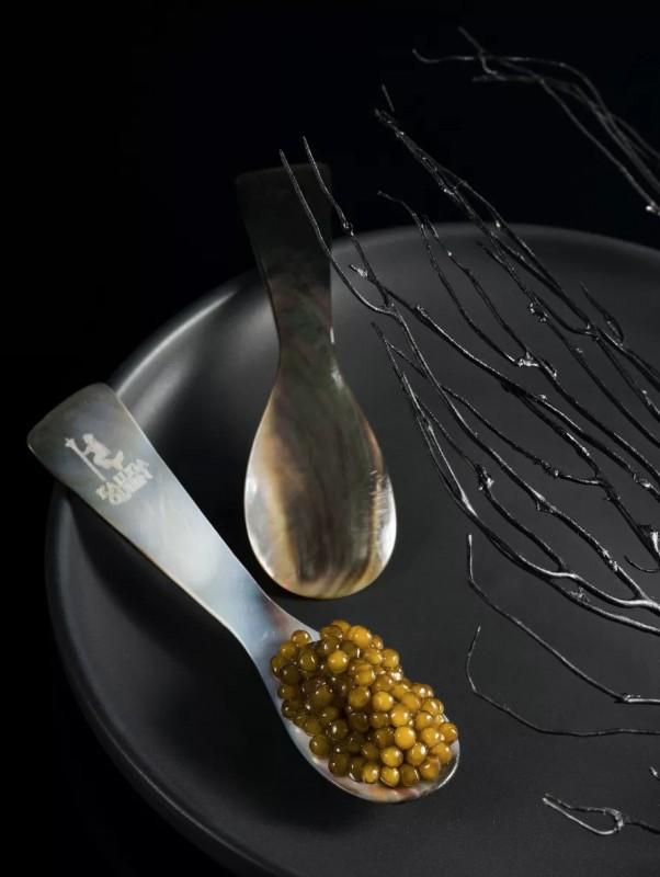 鲟龙科技邀您探索中国鱼子酱的美味秘诀