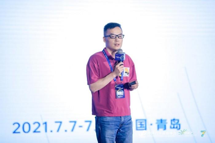 58同城副总裁赵铁军出席中国二手车大会,详解行业发展新趋势